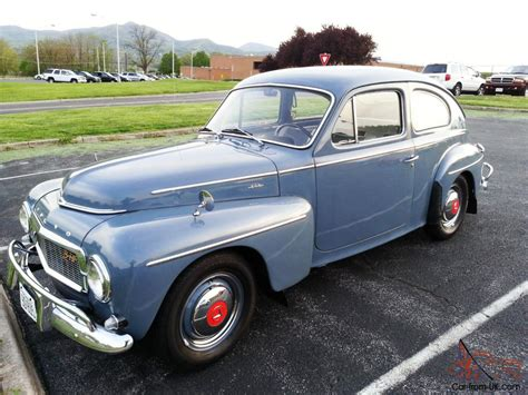 volvo pv  sport dr coupe  rare   great