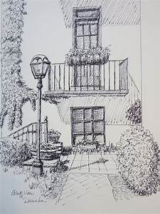 Urban Sketching - Townsend Atelier - Townsend Atelier