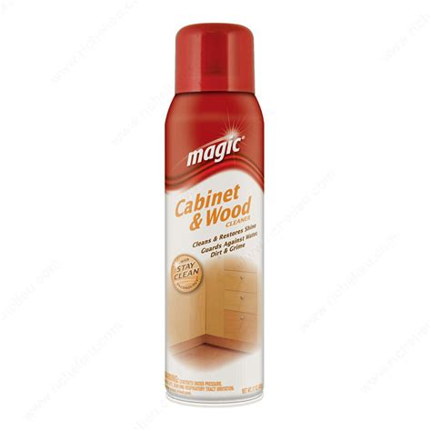 cleaner for kitchen cabinets cabinet magic cleaner richelieu hardware 5446