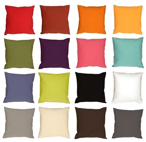 colored throw pillows caravan cotton 18x18 throw pillows from pillow decor