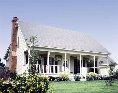 Energy-efficient Two-story Home Plan