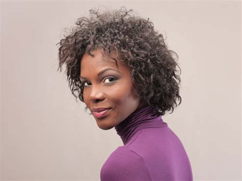 27 glamorous short natural hairstyles for black women for 2013
