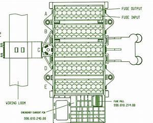 2000 Porsche 996 Main Fuse Box Diagram  U2013 Auto Fuse Box Diagram