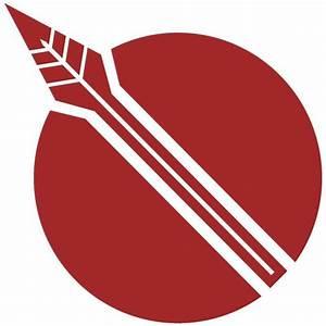 RWBY Pyrrha Emblem Vinyl Decal – Rooster Teeth Store