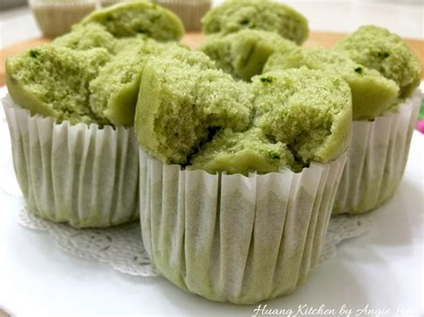 matcha steamed rice cake recipe snapguide