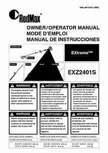 Exz2401s Manuals