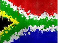 South Africa Flag Pictures