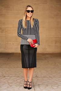 Daily Outfit Ideas for Pencil Skirt - Sortashion