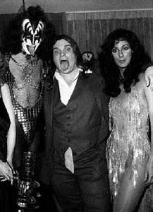 Cher and Gene Simmons … | Pinteres…