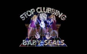 T Shirt Hell Shirts STOP CLUBBING BABY SEALS