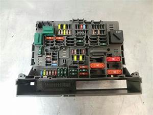 Bmw E84 X1 Fuse Box 9119445  9119446 Breaking For Used And