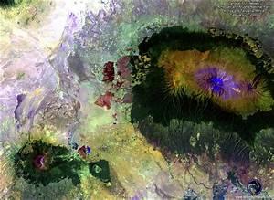 LANDSAT Satellite Image Amboseli National Park | Satellite ...