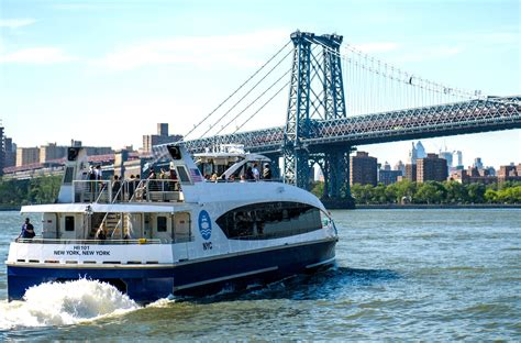 Ferry Boat New York by Nyc Ferry Hits 1 Million Riders As It Readies To Launch