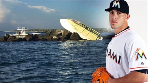 Video Of Fishing Boat Accident by Baseball Star Jose Fernandez Killed In Boating Accident