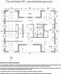 Maison Architecte Plan : plan architecture moderne dry wired ~ Dode.kayakingforconservation.com Idées de Décoration