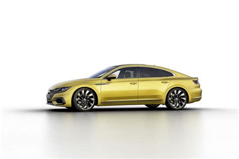 volkswagen arteon new 2018 vw arteon four door coupe is the cc 39 s more