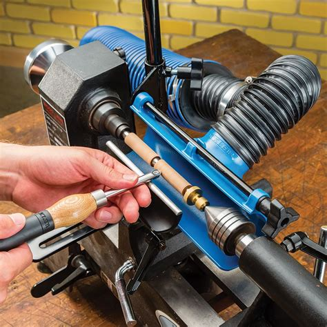 dust  lathe dust collection system rockler