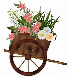Pot De Fleur Transparent : gifs et tubes fleurs pour scrapbooking ~ Teatrodelosmanantiales.com Idées de Décoration
