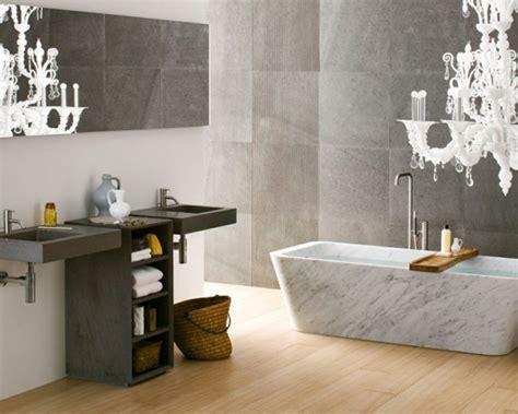 Freistehende Badewanne Die Moderne Badeinrichtungfreistehende Badewanne Aus Marmor by Badeinrichtung Mit Moderner Badewanne