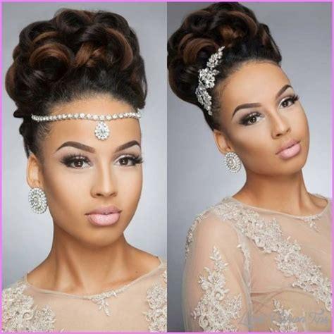 wedding hairstyles  african american women