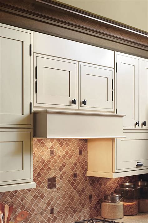 wood hood canopy decora cabinetry