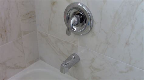 How To Install a Moen Adler Tub and Shower Faucet   diy.fyi