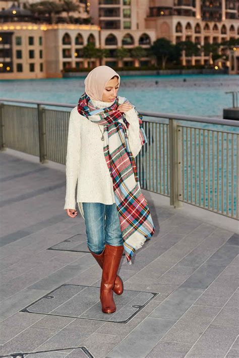 latest fashion trends hijab  boots hijabiworld
