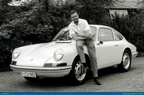 Ausmotive Com Ferdinand Alexander Porsche 1935 2012