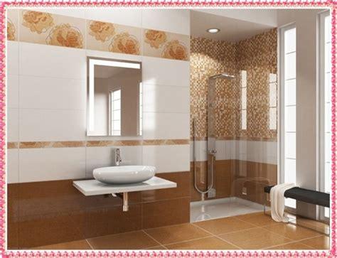 24 beautiful bathroom wall design ideas for your