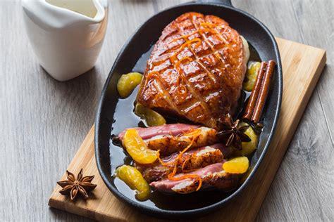 cuisine en cocotte magret de canard laqué à la clémentine corse aux epices