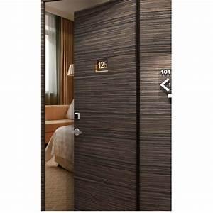 bloc porte de chambre d hotel a isolation acoustique With isolation phonique porte d entrée