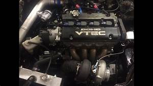 Turbo H22 Build  Murdercivic