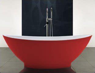 luna freestanding baths stand  bath livinghouse