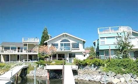 Tahoe Rentals With Boat Dock by Fantastic Waterfront Home With Boat Dock