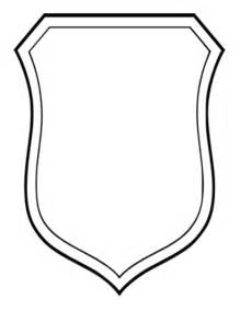 Family Crest Shield Template