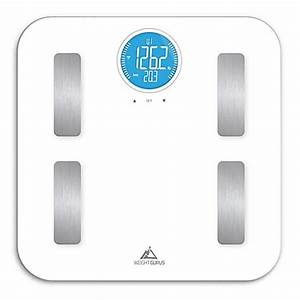 Weight gurusr wifi smart body composition scale bed bath for Bathroom scales at bed bath and beyond