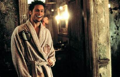 Fight Club Durden Tyler Brad Pitt Stills