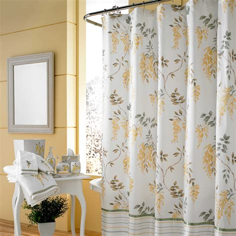 Kitchen Dining Room Decorating Ideas - bed bath and beyond shower curtains offer great look and functional homesfeed