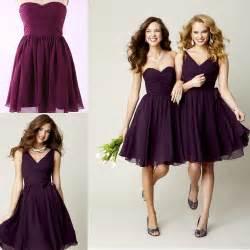 chiffon bridesmaid dresses 100 aliexpress buy open back mermaid sweetheart court pink satin prom