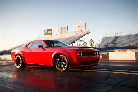 2018 Dodge Challenger Srt Demon First Look 840 Hp, 770 Lb