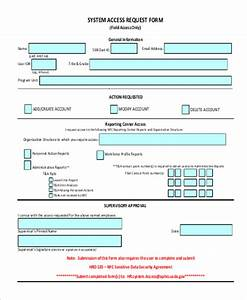 26 images of edc access request form template With vpn access request form template