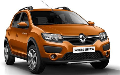 renault sandero 2016 renault sandero stepway pictures information and