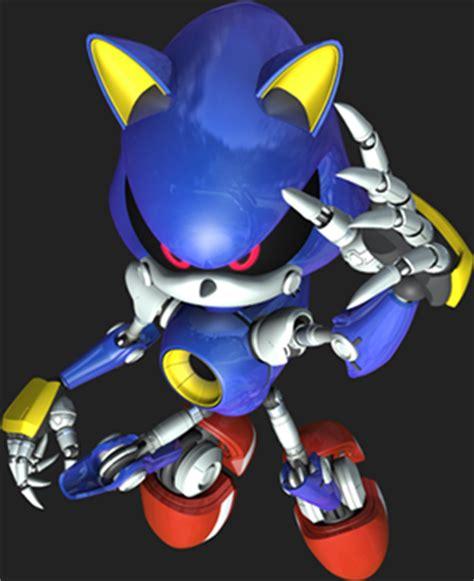 metal sonic character giant bomb