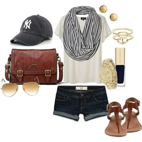 Baseball Game Outfits-17 Ideas What to Wear for Baseball Game
