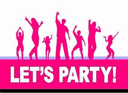 Party Dance Lets Pink Dancing Let Clip
