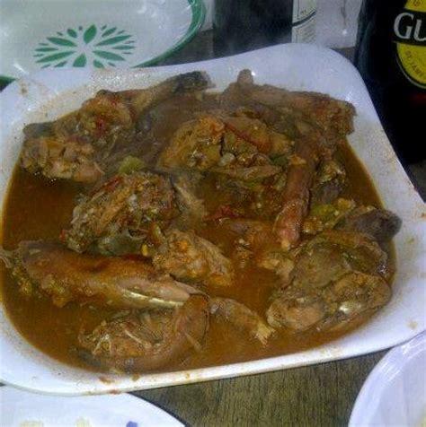 cuisine sauce ivoirienne cuisine de carole la viande de brousse dans la cuisine