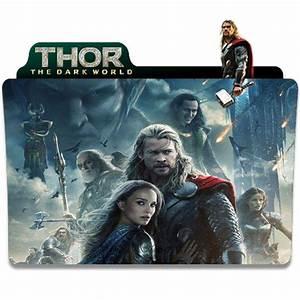 Thor The Dark World Folder Icon by fardadhhh on DeviantArt