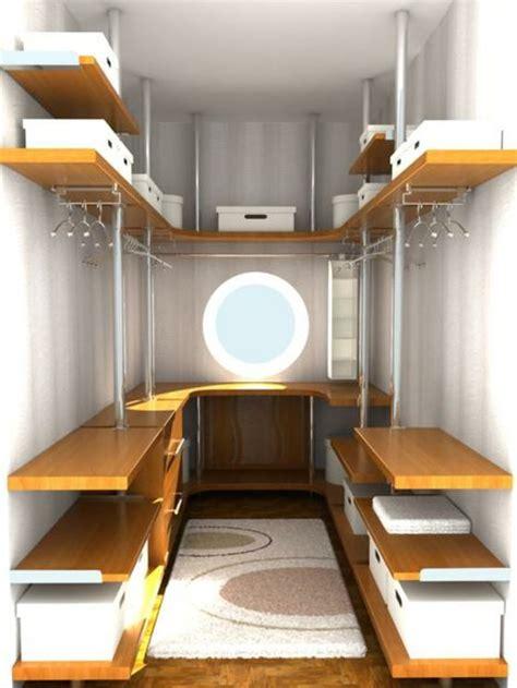 kleines schlafzimmer begehbarer kleiderschrank kleine begehbaren kleiderschr 228 nke mit viel stauraum