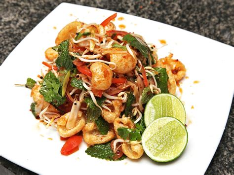 fried pork rinds   thai treatment   issan style