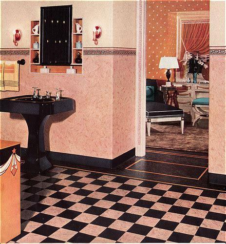 1930s bathroom design 1930s bathroom design flickr photo